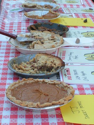 Pies for Tasting