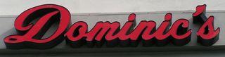 Dominics Sign