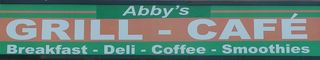 Abbeys Sign